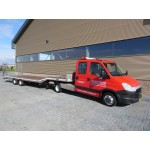 iveco be oplegger